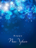 2013 Happy New Year greeting card EPS 10