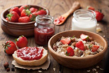 Foto de Desayuno saludable - Imagen libre de derechos
