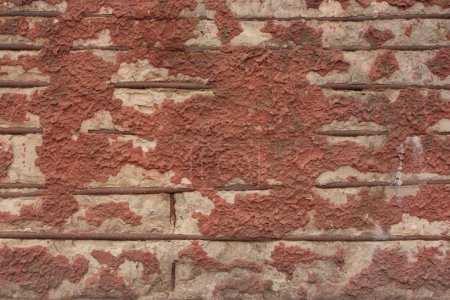 Grunge wall from bricks