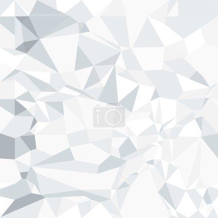 Ilustración de Papel transparente ornamento de dibujo vectorial arrugado - Imagen libre de derechos