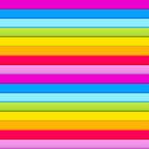 Horizontal colored stripes