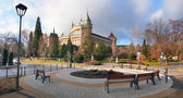 Bajmóc/Bojnice kastély és park, Szlovákia