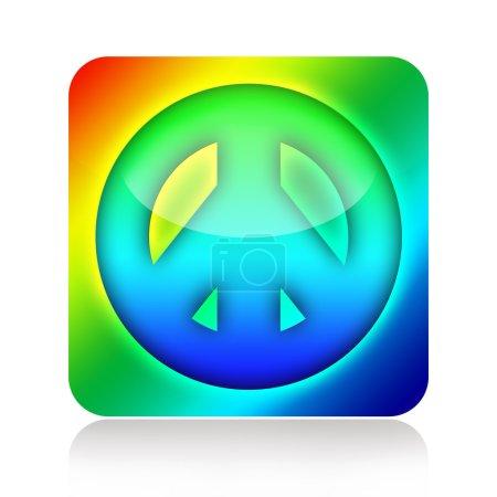 Frieden und Liebe
