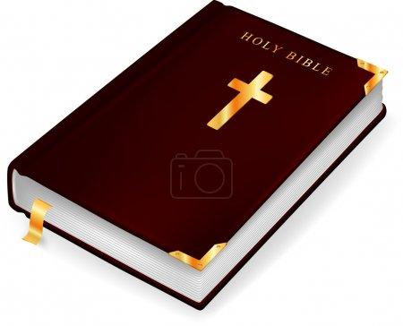 Photo pour Icône de la Sainte Bible - image libre de droit