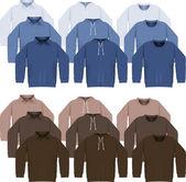Plain training hooded sweatshirt long sleeve jacket shirt