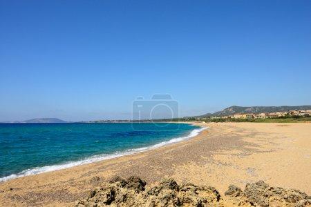 Costa Navarino beach