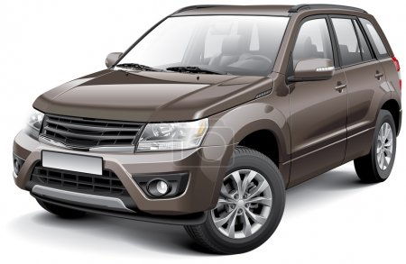 Japanese compact crossover