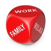 Práce a rodina