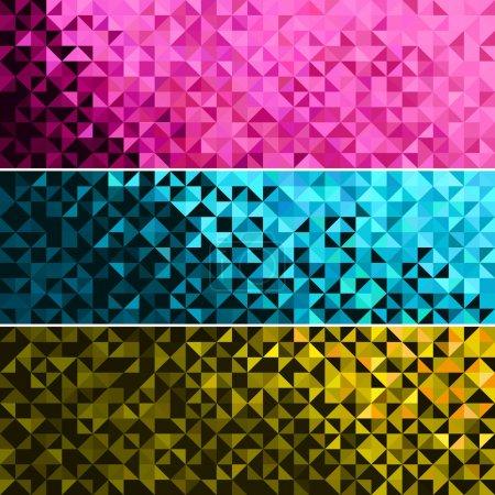 Illustration pour Lumière abstraite Brillant motif de vacances amusant. Bright Sparkle Vector Arrière-plan - image libre de droit