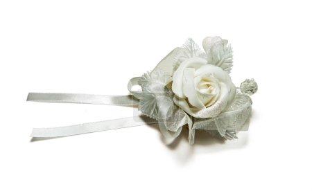 White rose .Wedding
