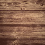 Illustration of the Natural Dark Wooden Background...