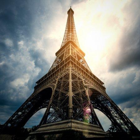 Eiffel tower - Paris France