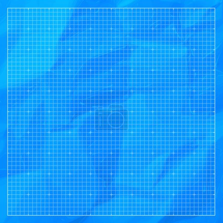 Illustration for Blueprint background texture - Royalty Free Image
