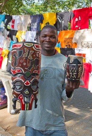 Maputo Staurday's market
