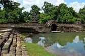 Starověkého kambodžského chrámu