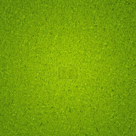 Illustration for Green grass texture vector background eps 10. - Royalty Free Image