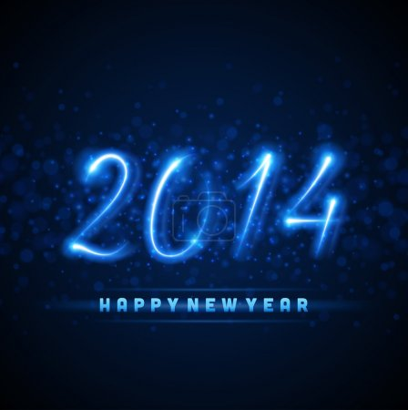 Happy new year 2014 message