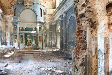 Ruined Orthodox Church