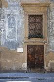 """Постер, картина, фотообои """"Старые итальянские двери"""""""