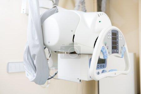 Closeup Of Xray Machine