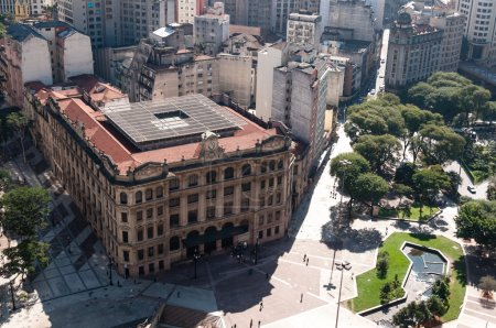 City of Sao Paulo, Brazil