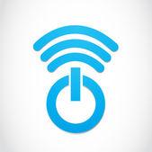 Symbol moci Wi-fi