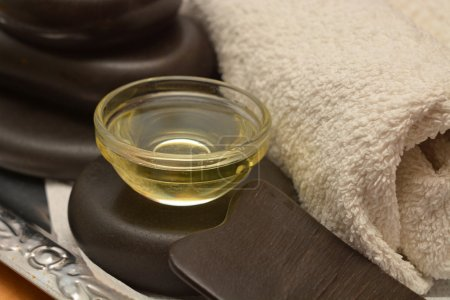 Equipment for stone therapy and massage gua sha