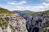 Canyon de Verdon, the Verdon Gorge,  France, Provence