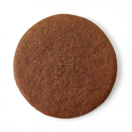 Photo for Round shaped gingerbread - Royalty Free Image