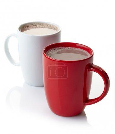 Hot chocolate drink