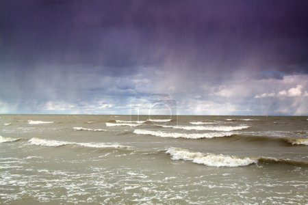 Photo for Storm at sea - Royalty Free Image