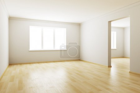 Photo for 3d rendering the empty room - Royalty Free Image