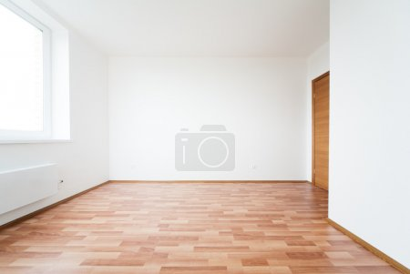 Photo for White empty room with door - Royalty Free Image