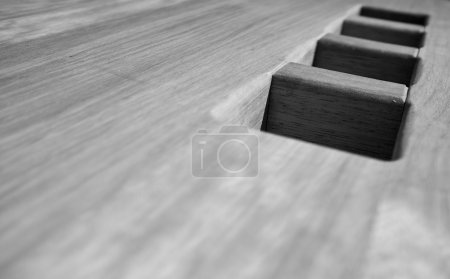 Abstract wood detail background