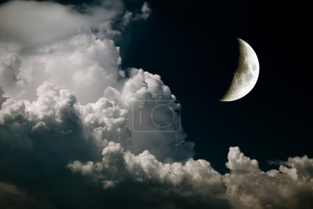Photo for Night sky - Royalty Free Image