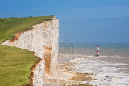 Beachy Head. East Sussex, England, UK