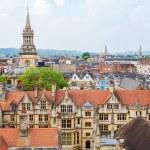 Cityscape of Oxford. Oxfordshire, England...