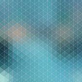 """Постер, картина, фотообои """"абстрактный синий фон"""""""