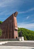 Memorial of the second world war, Berlin