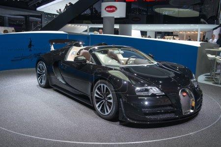 Bugatti Veyron 164 Grand Sport