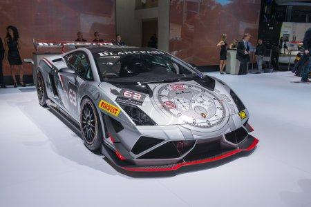 Lamborghini Gallardo Superleggera Blancpain