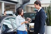 Autó értékesítés