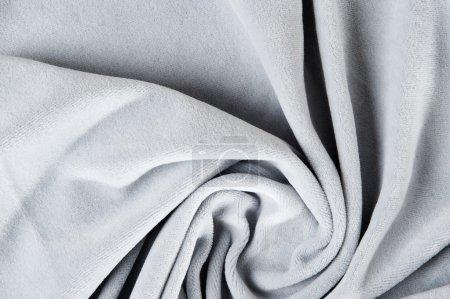 Foto de Nueva tela para ropa y accesorios de terciopelo plisado - Imagen libre de derechos