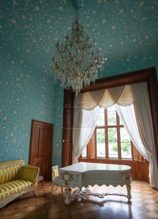 Blue Room in the Vorontsov Palace