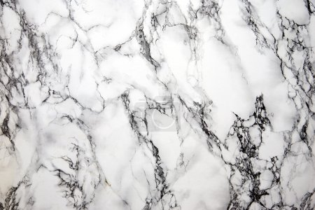 Photo for White marble texture background - Royalty Free Image