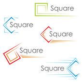 Square icons