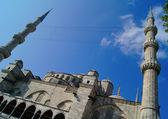 Modrá mešita v Istanbulu, Turecko