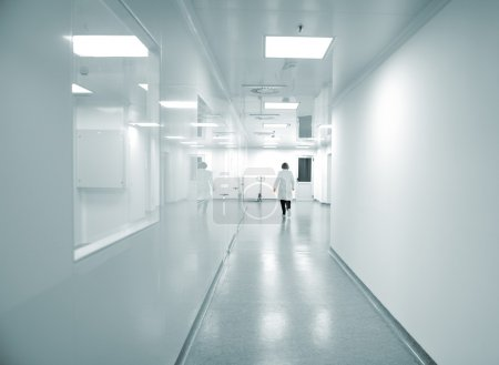 Photo for Modern bright factory interior - Royalty Free Image