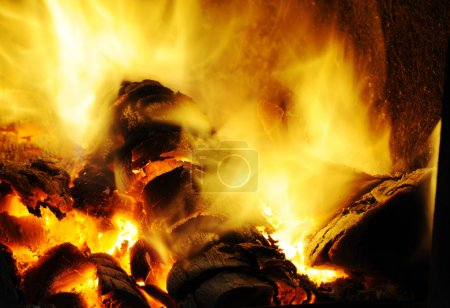 Powerful fire