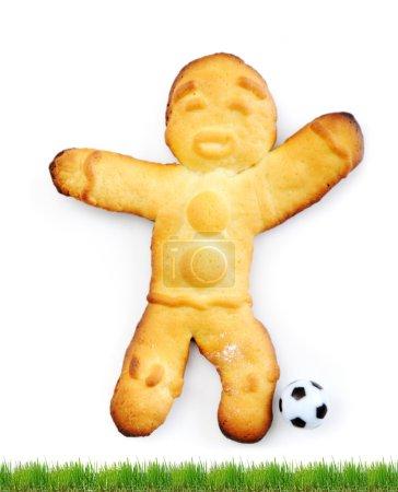 Football Cookie